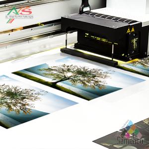 Flatbed Printing