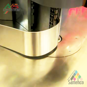 Stainless Steel and Zinc Wrap Machine