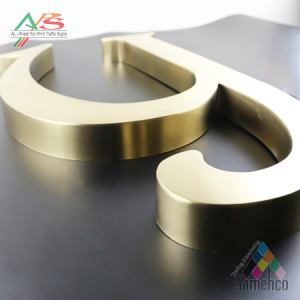 Stainless steel and zinc